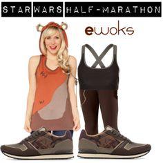 #starwars half marathon