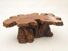 wood coffee table #furniture