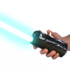 Homemade Light Saber - Wow! Star Wars + Science! Two of my favorite things!