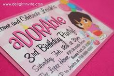 dora the explorer birthday party ideas - Google Search