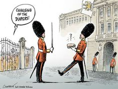 Buckingham Palace Welcomes the Royal Baby