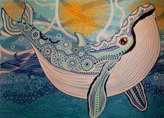 Magpie, Folk Art, Artwork, Work Of Art, Popular Art, Auguste Rodin Artwork, Artworks, Eurasian Magpie, Illustrators