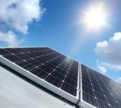 Install #SolarPanels to Green Your Home and Family