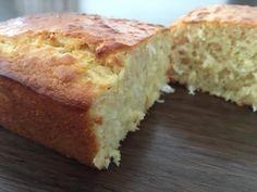 Zesty lemon and coconut loaf 120 calories per slice Coconut Loaf Recipes, Healthy Mummy Recipes, Healthy Sweet Treats, Healthy Cake, Sweet Recipes, Baking Recipes, Whole Food Recipes, Snack Recipes, Snacks