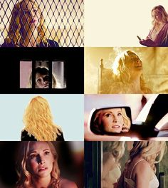 Image de the vampire diaries, caroline forbes, and candice accola