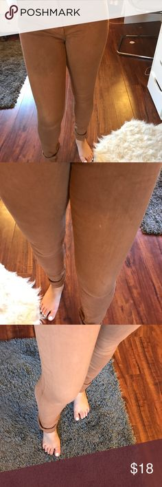 Forever 21 skinny jeans Brown high waisted skinnies Jeans Skinny