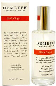 Demeter - Black Ginger (4 oz.)