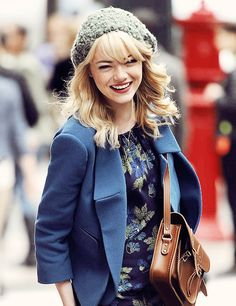 Emma Stone | Out & About in NYC