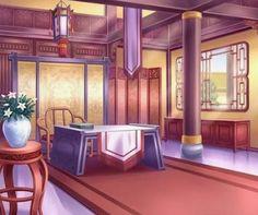 Chinese Background, Scenery Background, Animation Background, Episode Interactive Backgrounds, Episode Backgrounds, Ancient Chinese Architecture, Asian Architecture, Bts Anime, Chinese Interior