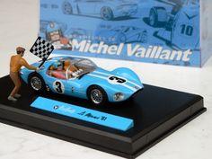 Michel Vaillant Le Mans 1961 Altaya 1:43