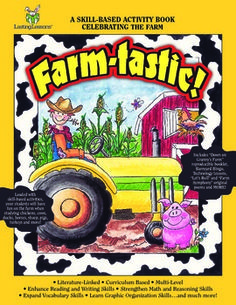 Barker Creek - Farmtastic Activity Book (scheduled via http://www.tailwindapp.com?utm_source=pinterest&utm_medium=twpin&utm_content=post10701942&utm_campaign=scheduler_attribution)