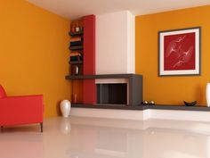 Trendy Wall Painting Colors for Modern home interior