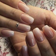 Risultati immagini per neutral pink nail designs