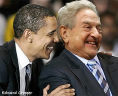 George Soros and Barack Hussein Obama - Nazis & Marxists Together Again Read more at http://freedomoutpost.com/2015/03/george-soros-and-barack-hussein-obama/#lSAYx4ipWFDwMAXt.99