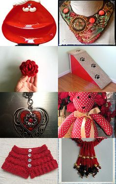 Red Riding Hood by Jo Stamatakis on Etsy--Pinned with TreasuryPin.com