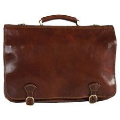 Florence Leather Messenger Bag.  http://www.annabelchaffer.com/categories/Gentlemen/