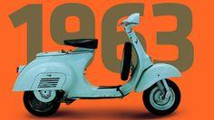 1963 Vespa 50