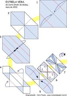 Read about Origami Ideas Envelope Origami, Origami Bag, Origami And Kirigami, Origami Fish, Paper Crafts Origami, Origami Stars, Diy Origami, Origami Tutorial, Origami Ideas