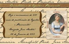orgulho e preconceito - 200° anniversary of Pride and Prejudice
