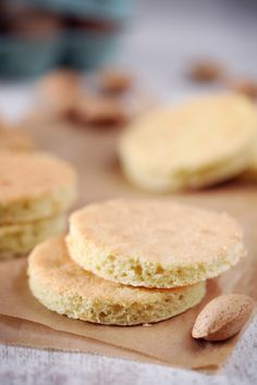 Biscuit joconde pour base sucrée