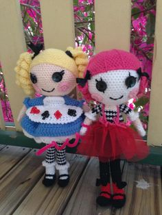 La la loopsie dolls... Pretty sure my niece would want one of these