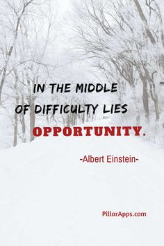 In the middle of difficulty lies 'opportunity'_ #opportunityquotes #alberteinsteinquotes #middleofdifficult #thereareopportunity Albert Einstein Thoughts, Scientist Albert Einstein, Albert Einstein Quotes, Hi Quotes, Need Quotes, Opportunity Quotes, Nobel Prize In Physics, Philosophy Of Science, Modern Physics