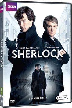 New Arrival: Sherlock: Season Three