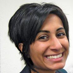 Shaherose Charania, co-founder of Women 2.0.