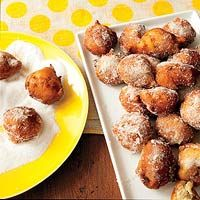 Banana Fritters by Rachel Ray