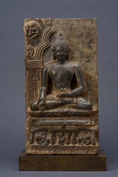 Stele of Buddha