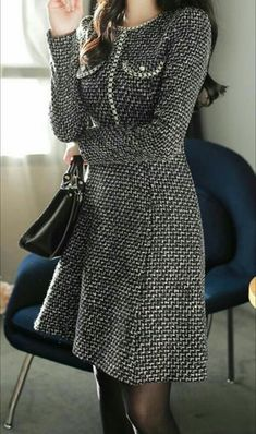 New dress formal hijab style 36 ideas Source by – Hijab Fashion 2020 Work Fashion, Fashion 2020, Modest Fashion, Hijab Fashion, Fashion Dresses, London Fashion, Style Fashion, Fashion Design, Fashion Trends