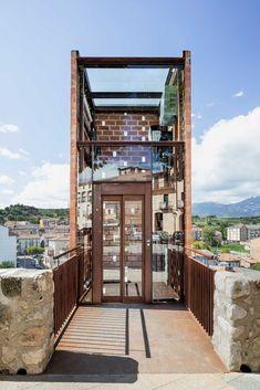 Galería - Acceso al centro histórico de Gironella / Carles Enrich - 19