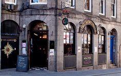 Aberdeen Bars Drummonds Belmont Street