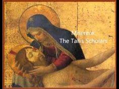 Miserere (The Tallis Scholars) anything The Tallis Scholars!