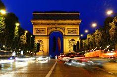 Arc de Triumphe, Paris