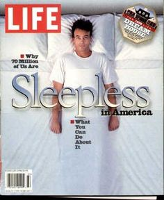 "Trouble Sleeping? - Life Magazine, February 1, 1998 issue - Visit http://www.oldlifemagazines.com/the-1990s/1998/february-01-1998-life-magazine.html?q to purchase this issue of Life Magazine. Enter ""pinterest"" for a 12% discount at checkout - Trouble Sleeping?"
