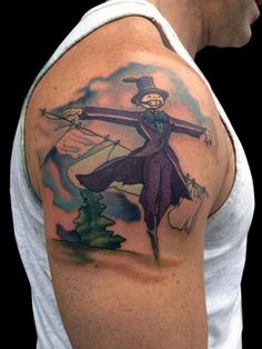 Howl's Moving Castle tattoo - Szukaj w Google