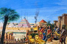 MESOPOTAMIA-SUMERIA:La Pintura y la Guerra. Sursumkorda in memoriam