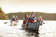 Boundary Waters Canoe Camping