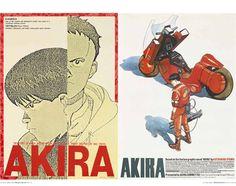 """""""Posters Otomo Katsuhiro x Graphic Design"""" Book"""