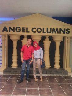 ANGEL COLUMNS MKSR
