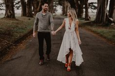 Who says you have to wait until your wedding to wear a white dress? | Greg Petersen Photography