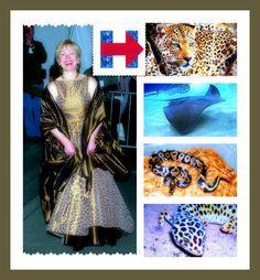 #FashionDeLaNuit #Hillary2016 #fashion #Leopard inspired! #FM #MeatlessMonday #RoyalBaby #ElizabethOlsen #Moon #Night