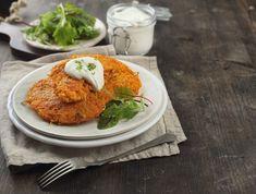 Egy finom Sütőtökös tócsni ebédre vagy vacsorára? Sütőtökös tócsni Receptek a Mindmegette.hu Recept gyűjteményében! Tandoori Chicken, Meat, Ethnic Recipes