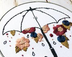embroidery hoop art – Etsy