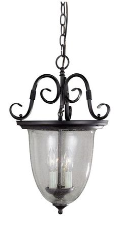 Progress Lighting Seeded Glass Collection in. Antique Bronze Foyer Pendant with Clear Seeded Glass - The Home Depot Cardiff, Foyer Pendant Lighting, Lantern Pendant, House Lighting, Entry Lighting, Pendant Lights, Kitchen Lighting, Outdoor Hanging Lights, Hanging Lanterns