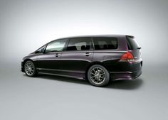 2004 Honda Odyssey Absolute Japanese Version