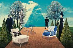 Los sueños perpendiculares de Julien Pacaud | Énola