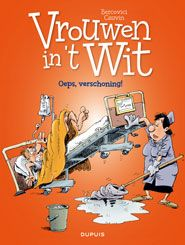Vrouwen in 't wit 34 © Dupuis