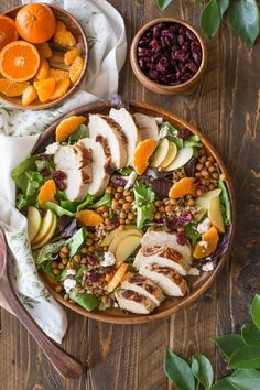 A Protein-Packed Salad to Beat the Lunch Blues